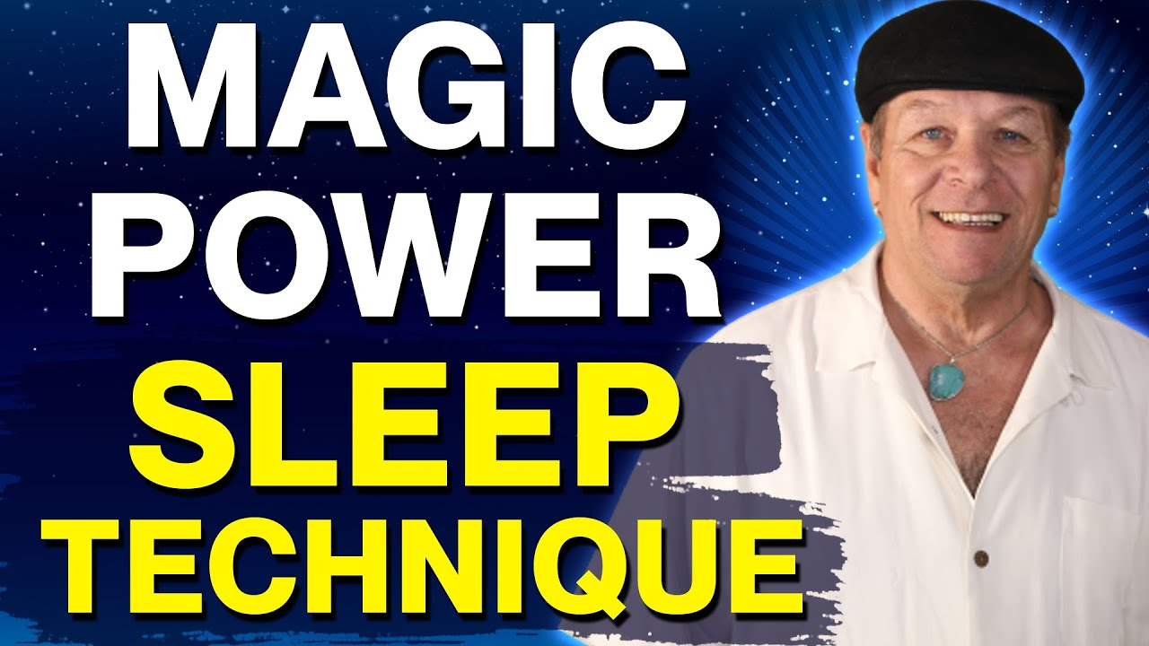 MAGIC POWER of 5 Minutes Before You Fall Asleep - Law of Attraction Sleep Technique