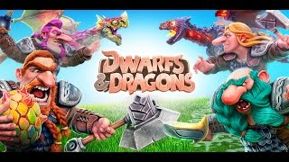 Dwarfs and Dragons Review - Similar to Clash of Clans and Boom Beach
