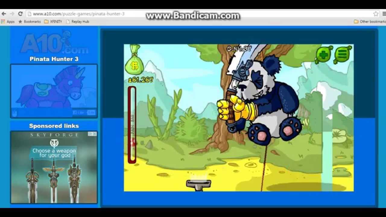 how to play pinata youtube