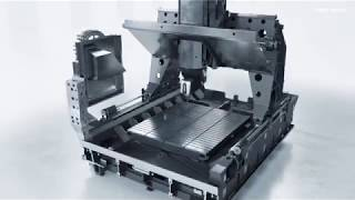 Highly Dynamic Gantry Machine「DMU 200 Gantry」