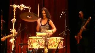 Sheila RIPS Us A New Timbale...!
