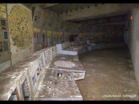 ЧАЭС, БЩУ-4, Чернобыль, Припять, ЧЗО, Pripyat, Chernobyl