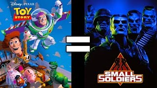 24 Reasons Toy Story & Small Soldiers Are The Same Movie