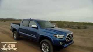 2016 Toyota Tacoma - First Look
