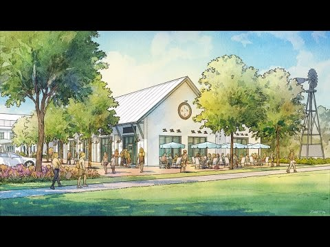 WCBD News 2 | Windmill Station at Carnes Crossroads Groundbreaking