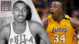 Top 5 Greatest NBA Big Men