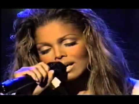 Janet Jackson  Again Ao vivo  Oscar 1993