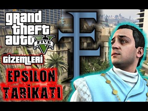 GTA 5 GİZEMLERİ - EPSILON TARİKATI