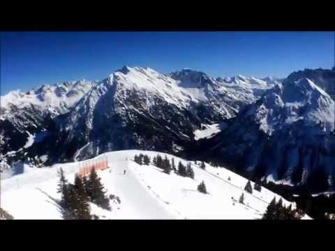 Ski Kleinwalsertal 2014 [Uni DuE Sport]