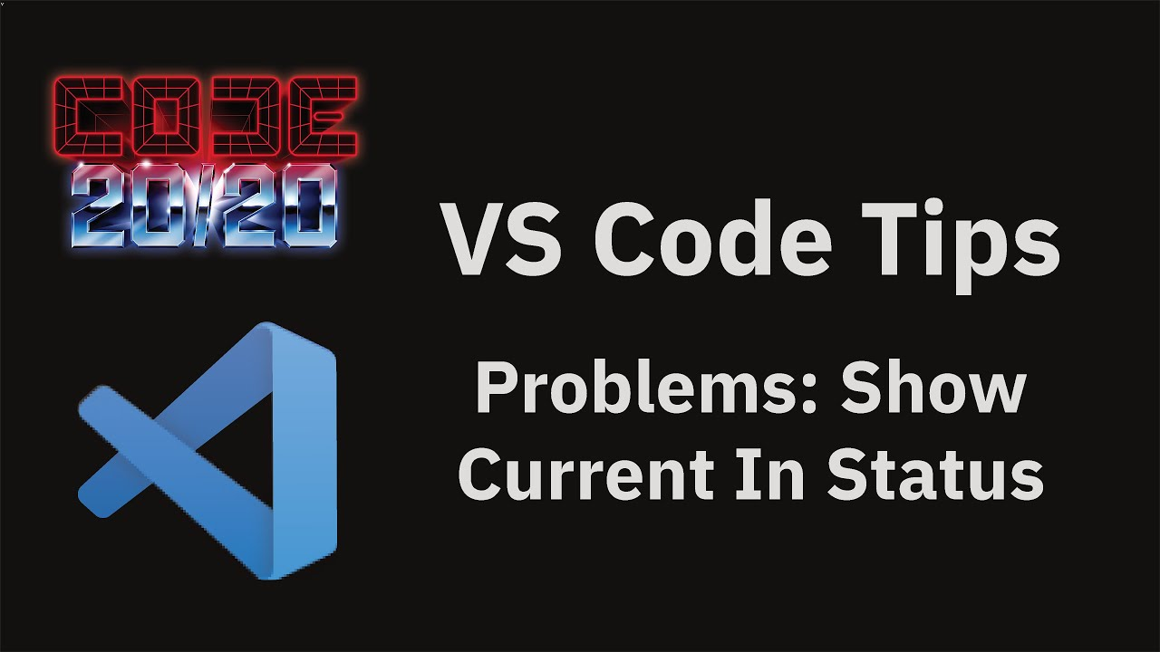 Problems: Show Current In Status