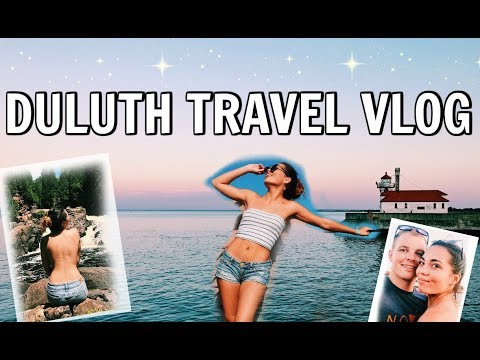 DULUTH, MINNESOTA || TRAVEL DIARY (& what to do in Duluth, MN)
