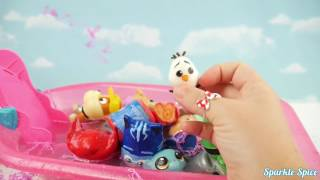 Learn COLORS with PJ Masks Disney Jr Bath Paint Paw Patrol Catboy Bathtime Toys, Bubbles, Orbeez