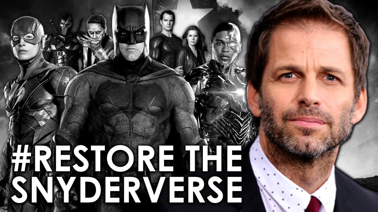 Can the Snyderverse come back? - YouTube