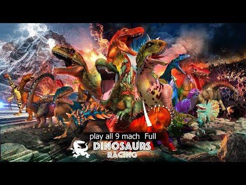 Dinosaurs Racing Play all 9 Mach Full