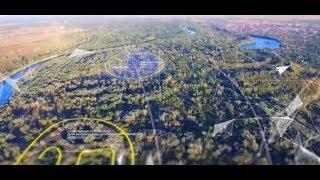 К 2025 году в Зауральной роще может появится «Гагарин парк»