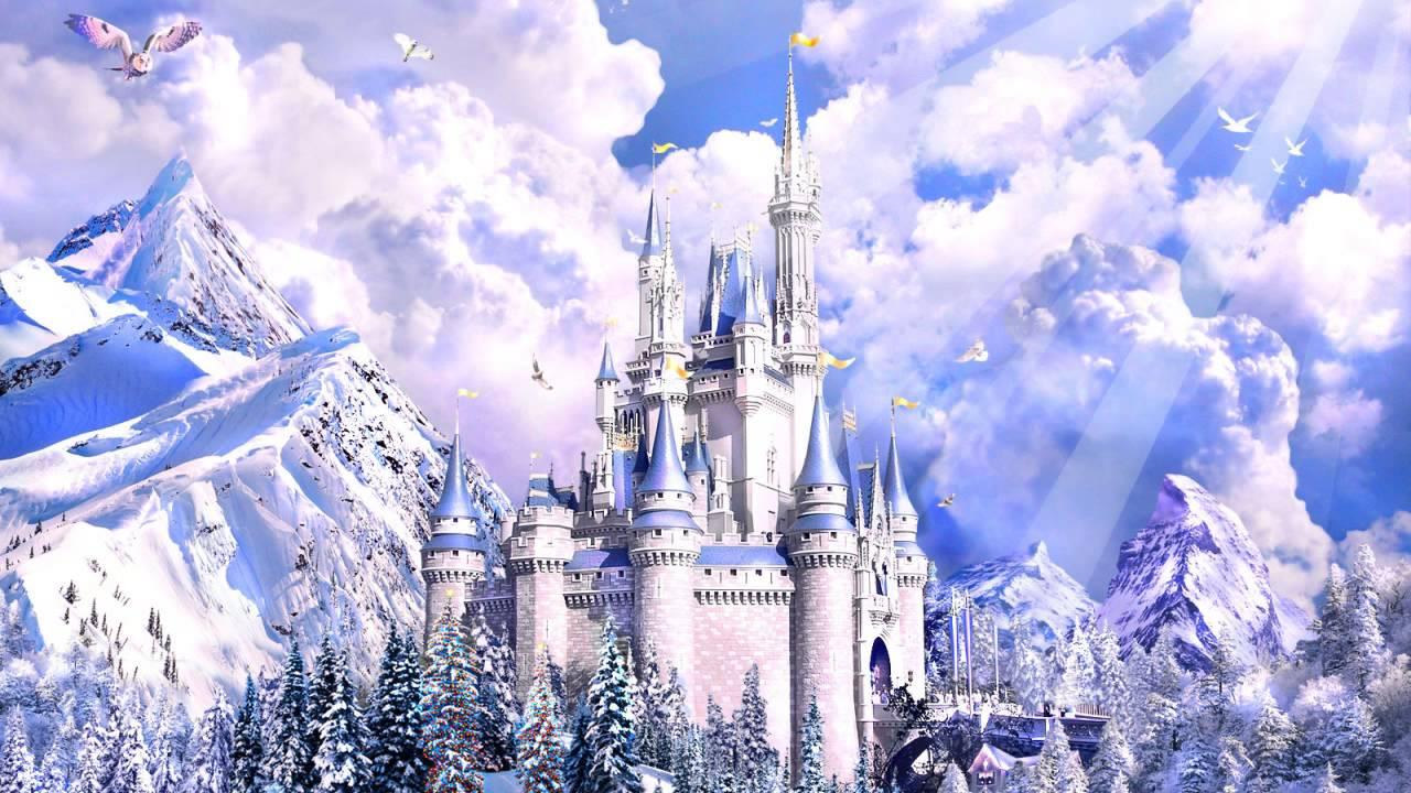 благодаря реквизитам красивые картинки сказочный замок как животное