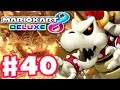 Dry Bowser! Time Trials & Online Multiplayer - Mario Kart 8 Deluxe - Gameplay Walkthrough Part 40