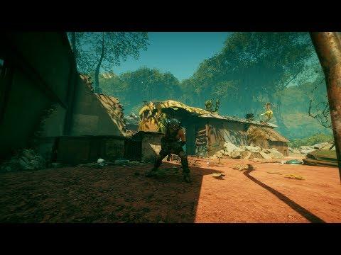 [PC] [54] RAGE 2 - Гнездо мутантов: Дикий лес