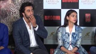 """""""Dutt Biopic Is Not A Biopic It's a Science Fiction Film"""": Ranbir Kapoor 