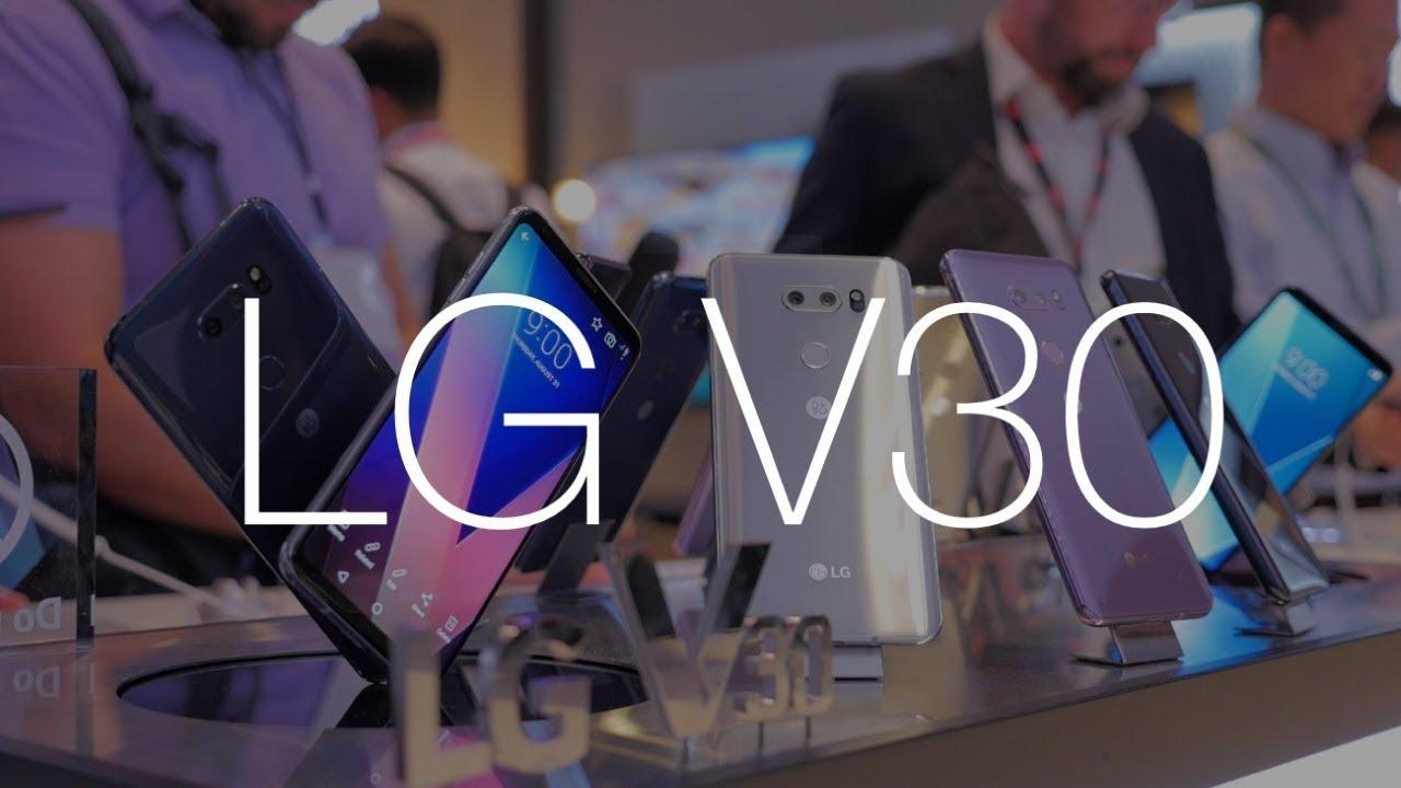 LG V30 – najładniejszy telefon 2017 roku?