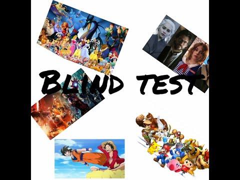 blind test tout genre easy (série,film,manga,disney/pixar, jeux vidéo)