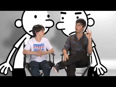 Diary Of A Wimpy Kid What Are Rodrick S Rules Youtube