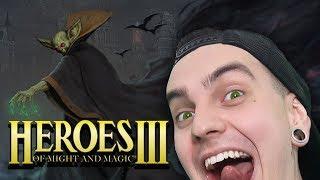 Nostalgia Gaming: Heroes 3: Kampania Shadow of Death!