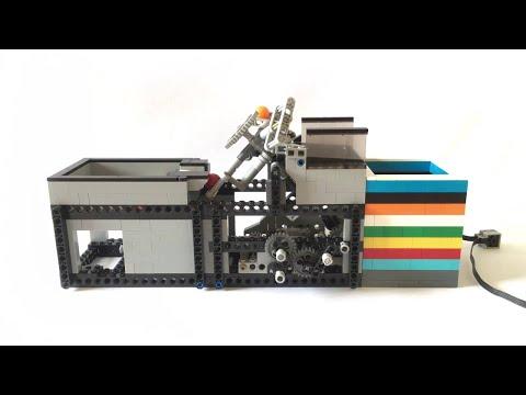 Lego GBC Three Forks Module [4K]