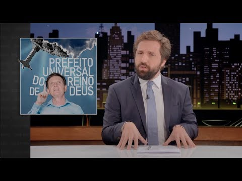 GREG NEWS com Gregório Duvivier | MARCELO CRIVELLA