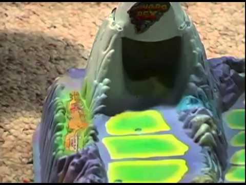 AVGN at 2x speed Extras - Board James - Tornado Rex