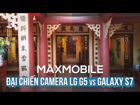 [ĐẠI ĐẤU TRƯỜNG CAMERA] So sánh chi tiết LG G5 với Samsung Galaxy S7 - Phần 1: Lên đỉnh... núi