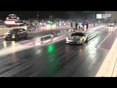 Qatar National Street Drag Championship 2014 - Round 1 - Full Race