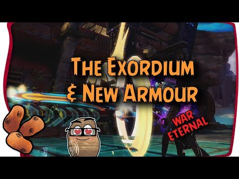 "Final Legendary Revealed, Greatsword ""Exordium"" - War Eternal Trailer + Bonus Events - Guild Wars 2 thumbnail"
