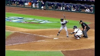 Jackie Bradley Jr...Grand Slam Home Run...ALCS Game 3...Red Sox vs. Astros...10/16/18