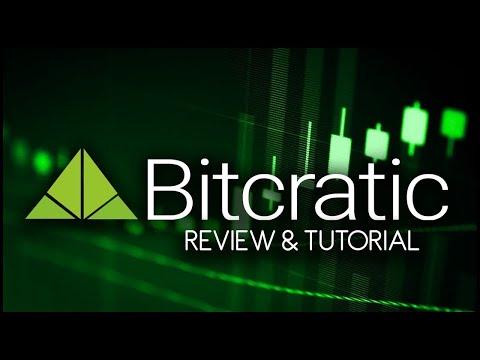 Bitcratic Обзор Новой Децентрализованной Биржи. Bitcratic decentralized crypto exchange!