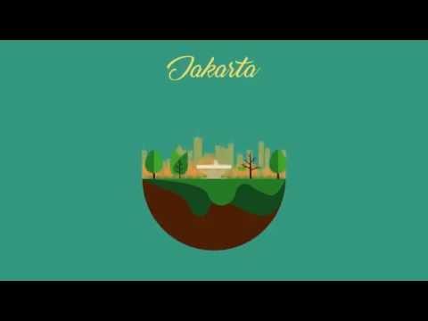 Motion Graphic Hukum Kebersihan Lingkungan DKI Jakarta
