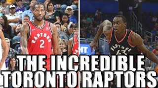 The Rapid Rise of Pascal Siakam and the Toronto Raptors!