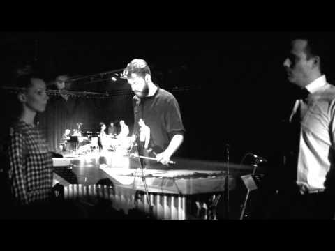 Attractors for piano, vibraphone & tape (by Bruce Hamilton)