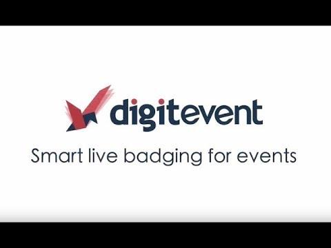 Digitevent - LIVE badges