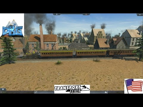Transport Fever Episode 2. Quick cash in the 1850s