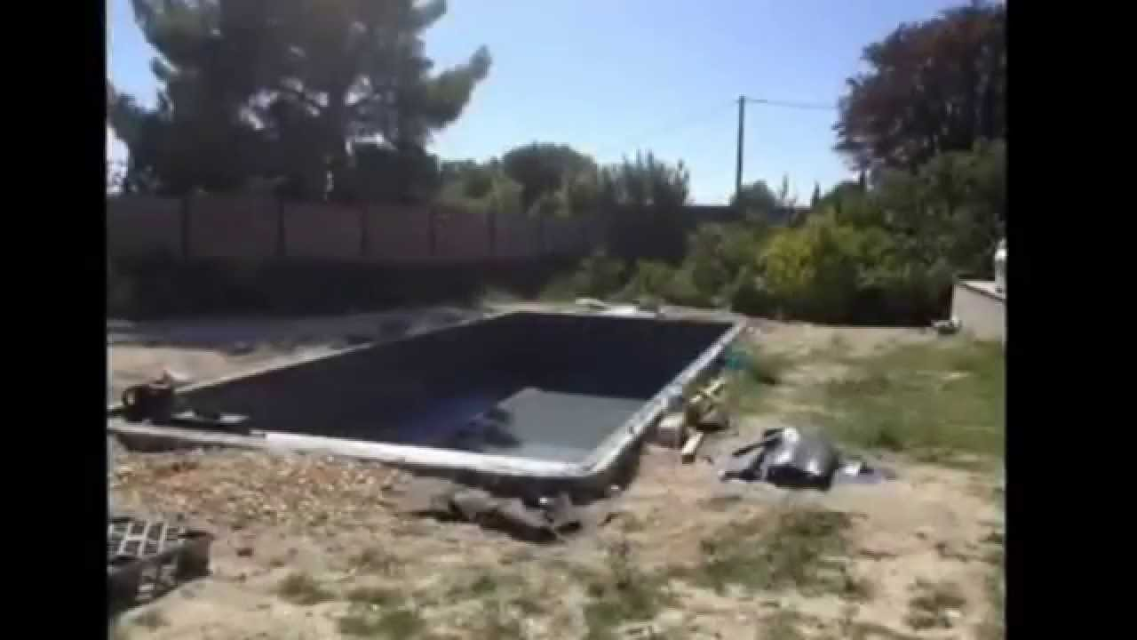 Construction d 39 une piscine desjoyaux desjoyauxpool for Construction piscine desjoyaux youtube