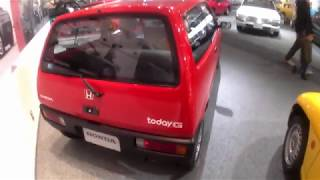 POV | 1985 Honda Today 1st gen JW1-4 545 cc EH I2 | Honda Collection Hall