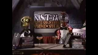 MST3K - Little Gold Statue Preview Special 1995