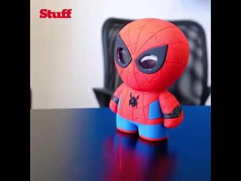 Spider-Man Interactive App-Enabled Super Hero by Sphero