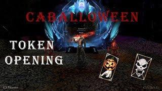 Cabal Online (EU) - Caballoween opening 200 Tokens Part 2 !