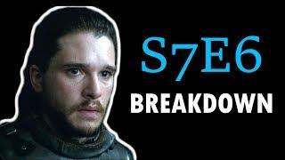 Game of Thrones Season 7 Episode 6 Breakdown - Beyond the Wall