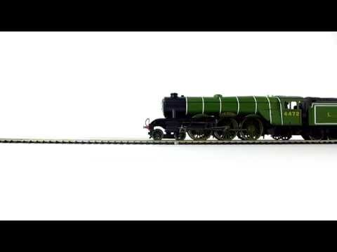 Hornby: The Flying Scotsman Train Set – R1167