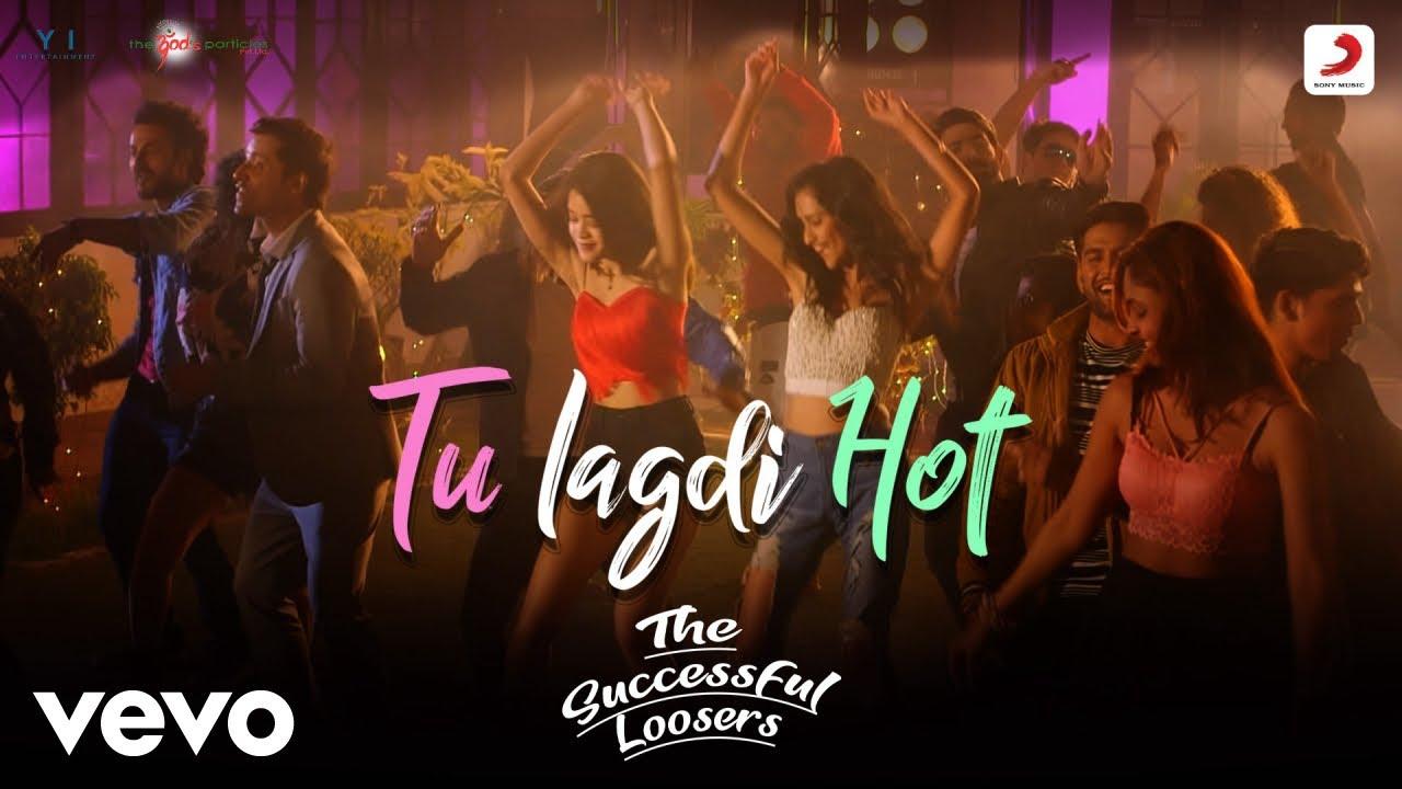 Tu Lagdi Hot - Official Lyric Video | Sanam Puri | The Successful Loosers