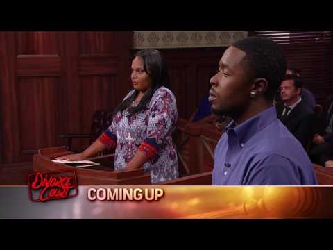 DIVORCE COURT Full Episode: Pence vs. Fradue