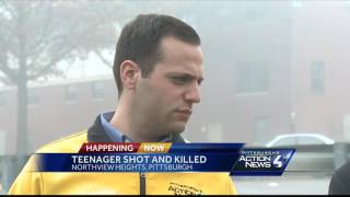 16-year-old Arnold boy shot dead in Pittsburgh